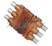 Соединители электрические низкочастотные 5Р - фото