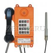 Аппарат телефонный ТАШ-ОП-GSM - фото
