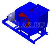 Вентиляторы пылевые радиальные ВЦП 6-45 (120-45)  - фото