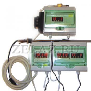 Газоанализатор ОКСИ-5С - общий вид
