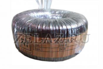 Тороидальный трансформатор ТПН 100/24 - фото