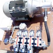 Гидравлическая маслостанция подъемника фото 1