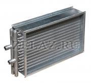 Пластинчатые медно-алюминиевые теплообменники ВНВ 243 - фото