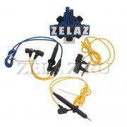 Комплект шнуров для мегаомметр ЭС0202 2г